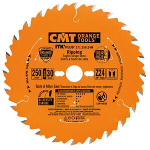 TCT Circular Saw Blade Wood Ripping Thin Kerf 250mm 300mm CMT 271