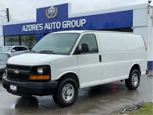 2012 Chevrolet Express 2500|Accident Free|Excellent Condition|Certified