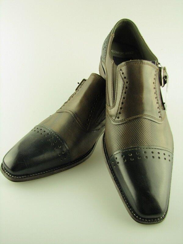Daniel Hechter hb2867-1 caballeros zapato azul marrón talla 42