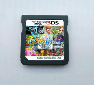 208in01-Game-Cartridge-Multicart-For-Nintendo-DS-NDS-NDSL-NDSi-2DS-3DS-Gift