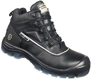 Men's Shoes Safety Jogger Cosmos S3 Src Metal Free Safety Boot Highly Polished