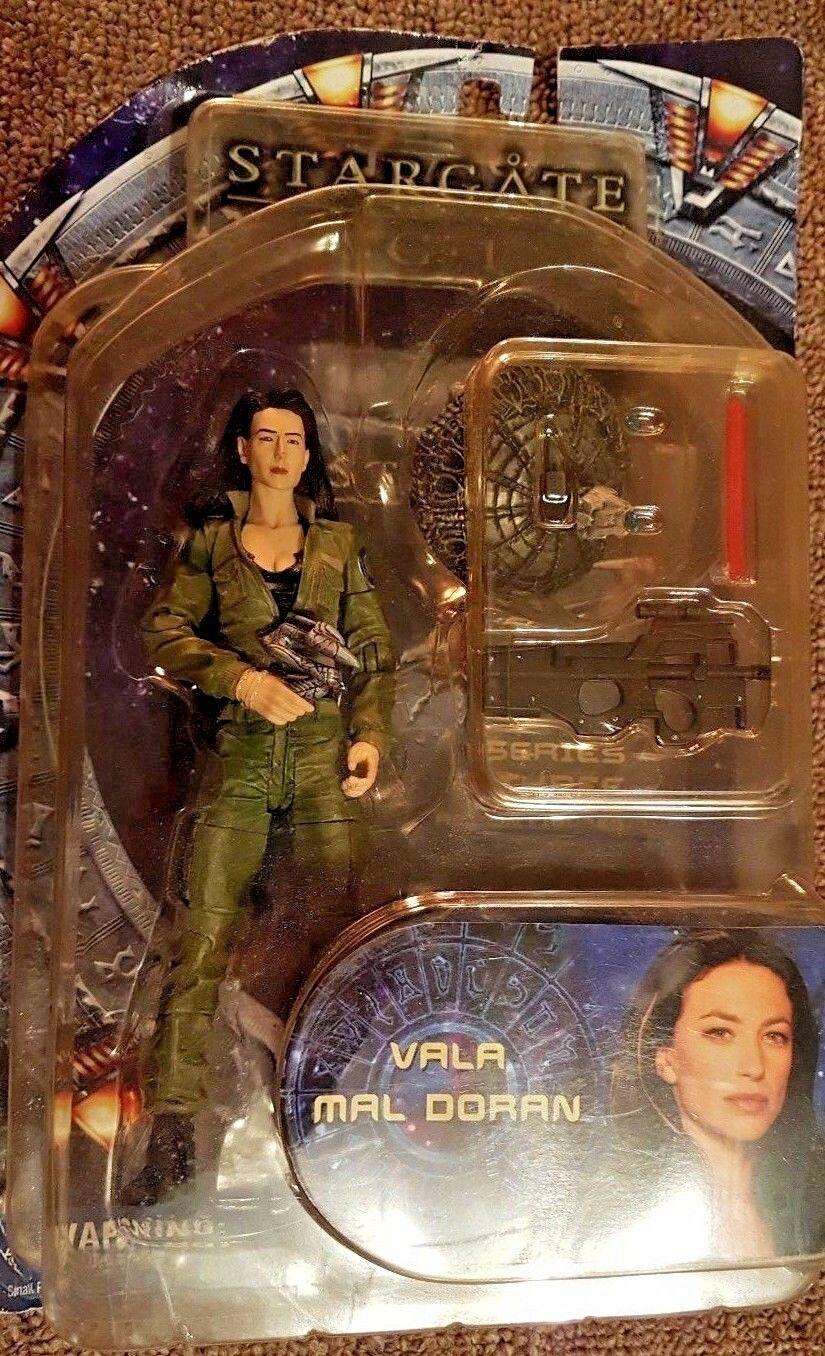 Stargate - 7  Valla mal Action Figure dorran NUOVO