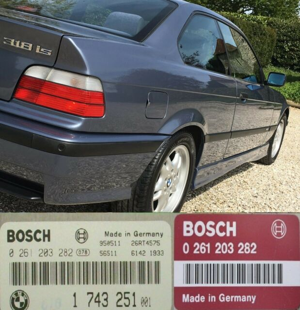 Performance Chiptuning For Bmw E36 318is M42 12hp 7000rpm