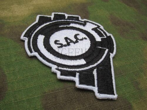 GHOST IN SHELL-STAND ALONE COMPLEX Tactics Morale Embroidery Patch