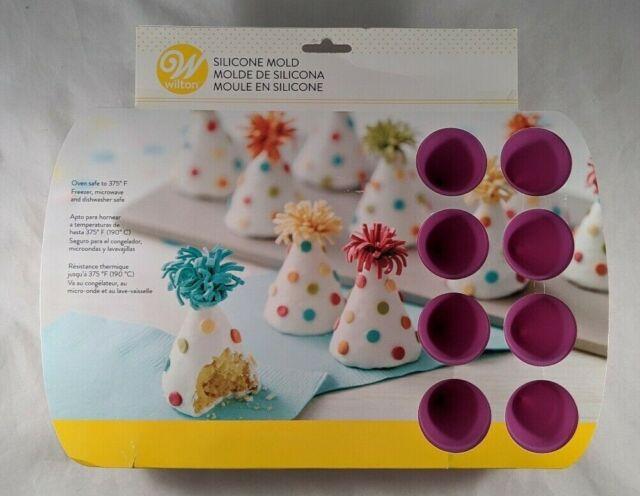 Wilton Baking Silicone 'Cone' Shaped Mold