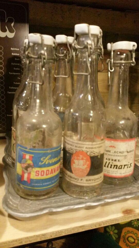 Flasker, Patentflasker