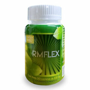 RMFLEX-JOINT-PAIN-Turmeric-Curcuma-MSM-SHARK-CARTILAGE-Etc-30-CAPS-100-Orig