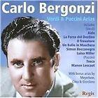 Carlo Bergonzi sings Verdi & Puccini Arias (2009)