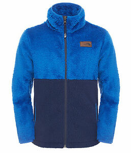 North Blue Boys Cosmic Face Sherparazo The Fleecejacke wqg6nZSdx