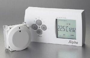SIME 8092223 DIGITAL RF CONTROLLER ALPHA 6.1000250 COMPATABLE 24 Volt BNIB