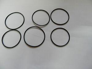 6-pieces-courroies-DE-TRANSMISSION-POUR-LECTEUR-CD-etc-13-mm-x-1-mm