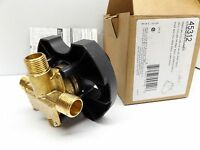 """Cfg Cornerstone 45312 Cycling ½"""" Cc Male Ips Connection Shower Valve"""