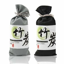 Car Home Odor Absorber Bamboo Charcoal Activated Carbon Air Freshener Deodorant