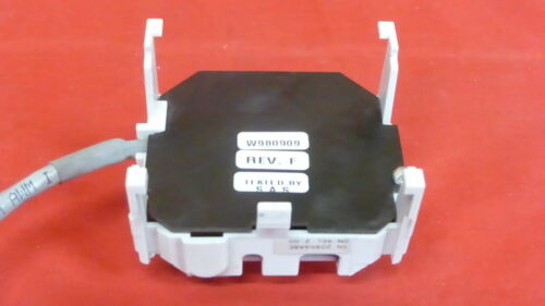 3K4 CUTLER-HAMMER WPONIDNA MODEL A DEVICE-NET 97-1365-3 REV F