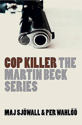 The Martin Beck series (9) – Cop Killer, Wahlöö, Per,Sjöwall, Maj, Paperback, Ve