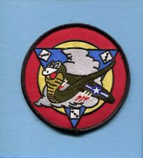 131st FS BARNSTORMERS 333rd HERITAGE USAF F-15 EAGLE Fighter Squadron Patch