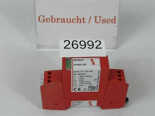 DEHNguard Dr mod 255 Module 953010