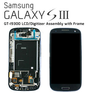 Samsung-Galaxy-S3-LCD-Digitizer-Assembly-with-Frame-Pebble-Blue-Original