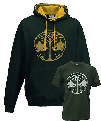 New Mens DESTINY Iron Banner T Shirt and Hoodie XBOX PS4 Size S M L XL XXL