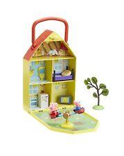 "Peppa Pig 06156 ""Peppa's House & Garden"" Playset"