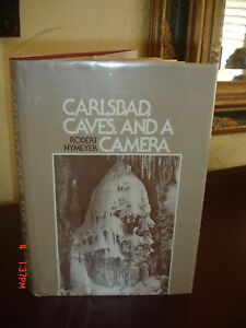 SIGN-1ST-CARLSBAD-CAVES-amp-CAMERA-NYMEYER-NEW-MEXICO