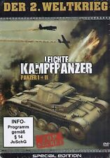 DVD NEU/OVP - Der 2. Weltkrieg - Leichte Kampfpanzer - Panzer I und II