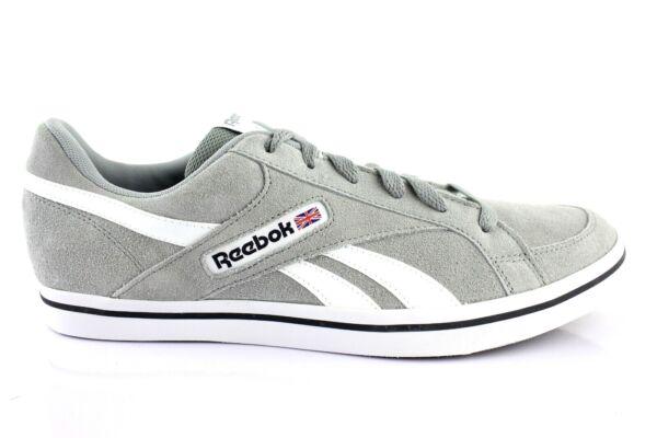 2019 Nuevo Estilo Reebok Lc Court Vulc Low Hombre Sneaker Zapato Zapatillas De Deporte Piel Ante