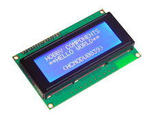Hobby Components UK - 2004 Parallel LCD Module fully Arduino compatible
