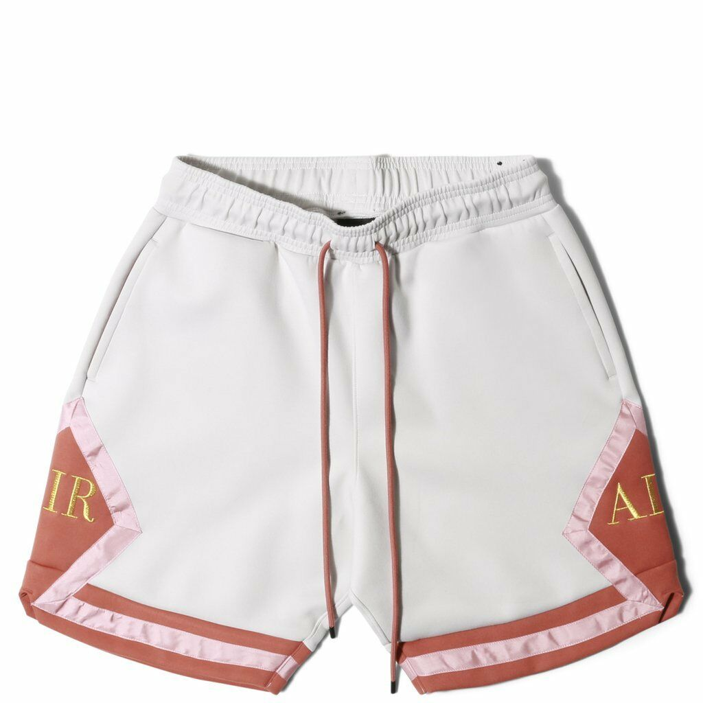 Air Jordan Remastered Diamond Short Lux Light Bone Coral gold M-XL AT9956-072