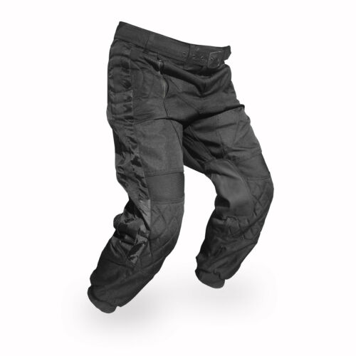 Vintage Style V4 Motocross Pants All Black MX Enduro Trials motorcycle Reign VMX