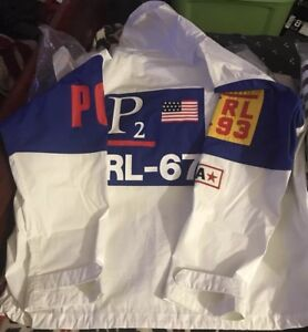 Polo-Ralph-Lauren-P2-CP93-Sailing-Jacket-Size-M