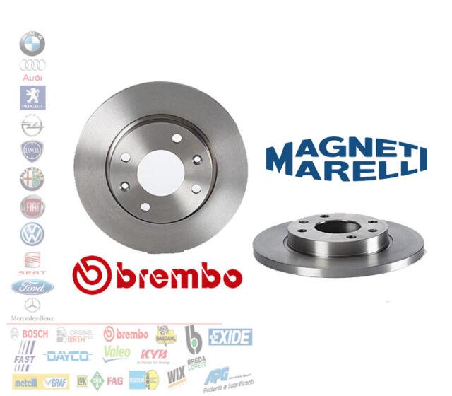 Set di 2 dischi Brembo 08.9621.14 Disco Freno Anteriore