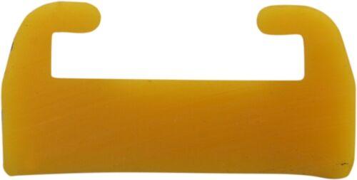 Garland Slides UHMW 26-41.63in #26-4163-1-01-06 Yellow