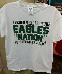 Philadelphia Eagles Nation White T-Shirts(PROUD MEMBER) (M-2XL) L  K ... 5ee973c9f