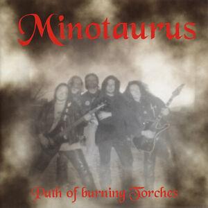 MINOTAURUS-Path-Of-Burning-Torches-CD-1999-free-sticker-Ancient-Folk-Metal