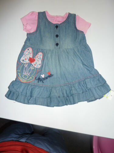 DISNEY Really Cute Little Minnie Mouse Outfit NWT