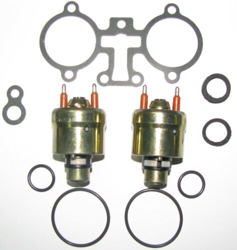 """1987-1992 SET of TWO Hi-Flow TBI /""""Police Special/"""" Fuel Injectors for 5.0L GMs"""