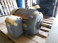 Nos Baldor M4106 20 Hp 3525 3600 Rpm 284u Fr 3 Ph Electric Motor Tefc 230460