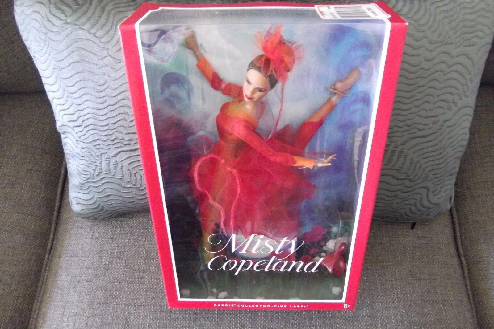 American Ballet Firebird Misty Copeland Ballerina Barbie Doll