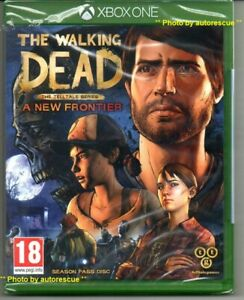 The-Walking-Dead-The-Telltale-Series-A-New-Frontier-039-New-amp-Sealed-039-XBOX-ONE