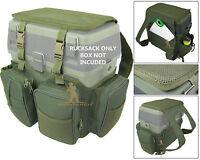 Fishing Seat Box Rucksack Converter Roddarch Roving Fishing Stalking Back Pack