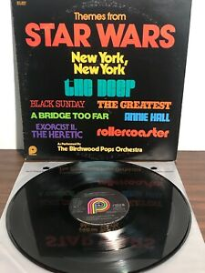 1977-Themes-From-Star-Wars-Pickwick-Records-SPC-3582-EX