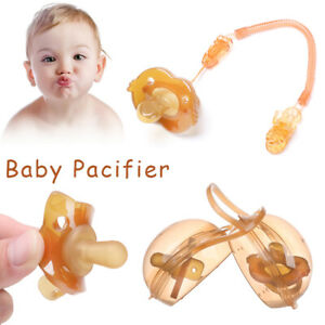 Soother Dummy Pacifier Avent Pacifier Newborn Baby Kids Pacifier Clips