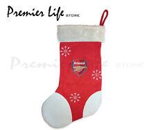Arsenal FC Christmas Stocking - Latest Design