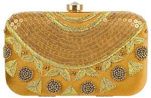 Indian-Women-Bridal-Wedding-Ethnic-Pearl-Purse-Prom-Evening-Party-Bag-Clutch-Box
