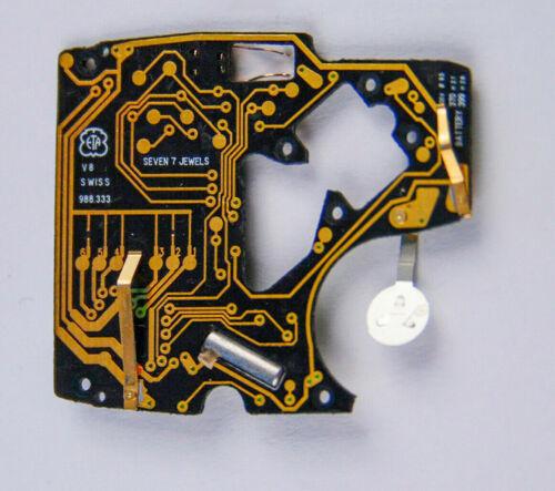 original eta schweizer elektronischer schaltung 988.333 teil nr 4000...