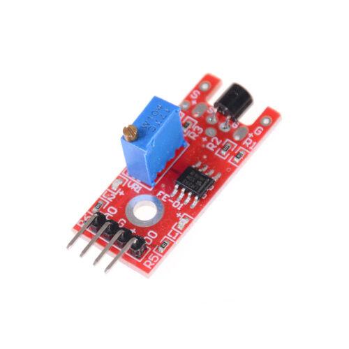 1Pc Metal Touch Sensor Module KY-036 Human Body Touch Sensor YLW