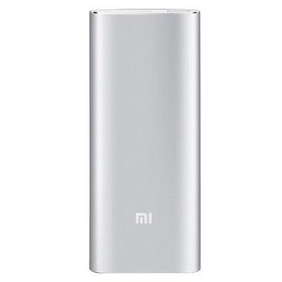 Portable MI 20800mAh Universal Xiaomi Convinent USB Power Bank Battery Charger
