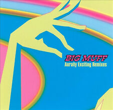 BIG MUFF = aurally exciting remixes = ELECTRO+HOUSE+GROOVES !!