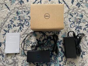 Dell D6000 Universal Docking Station - Black